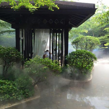 Conghua, Chine : Spa Villa