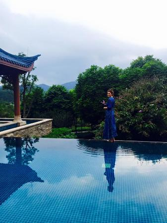 Conghua, Chine : Villa C pool Horizon