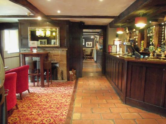Smiths Arms: Inside Smith Arms