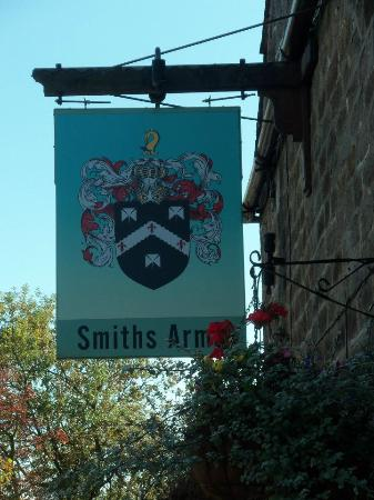 Smiths Arms: Smith Arms - sign