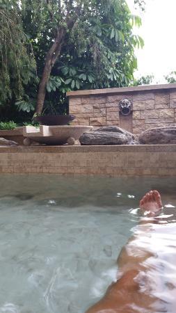 Conghua, Kina: Private Hot Springs divine