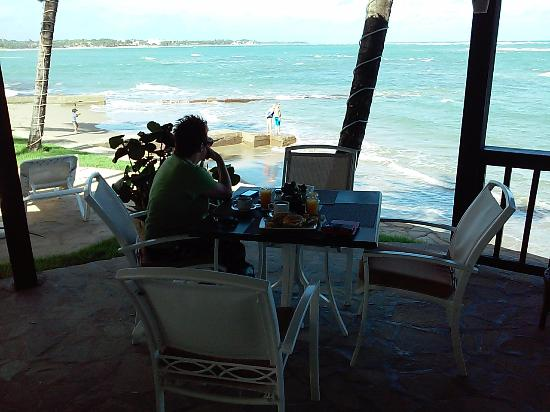 Breakfast At Victor S Picture Of Velero Beach Resort Cabarete