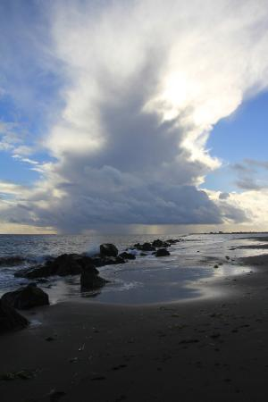 Ocean Shores, Вашингтон: NORTH JETTY