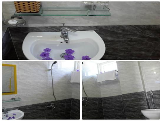 Viet's Family River - Hoi An Homestay : Bathroom