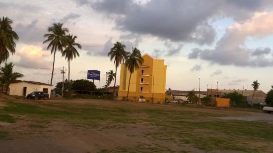 Baymont Inn & Suites Lazaro Cardenas: From the distance