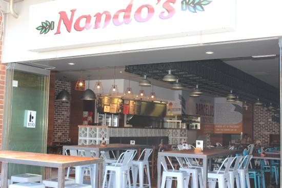 ‪Nando's Fremantle‬