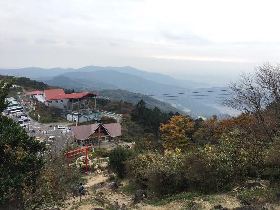 筑波山 天気