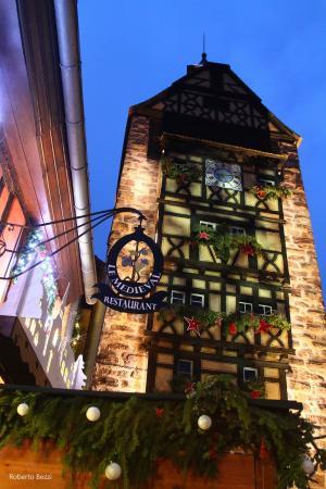Le Medieval: Décor de Noel