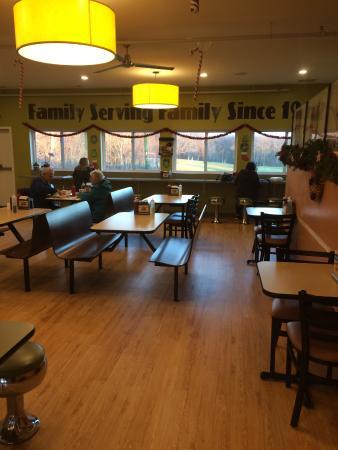 Attleboro, MA: interior