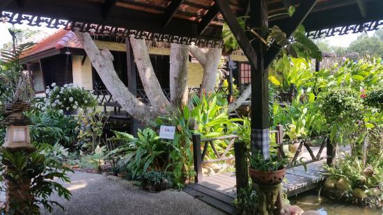 Villa Bali Resort & Spa: Inside