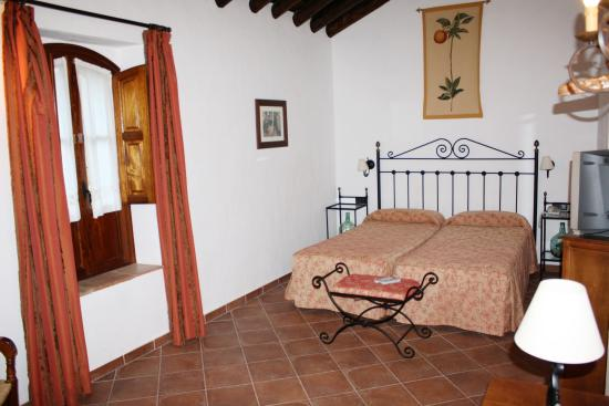 Casarabonela, Spanyol: Habitación
