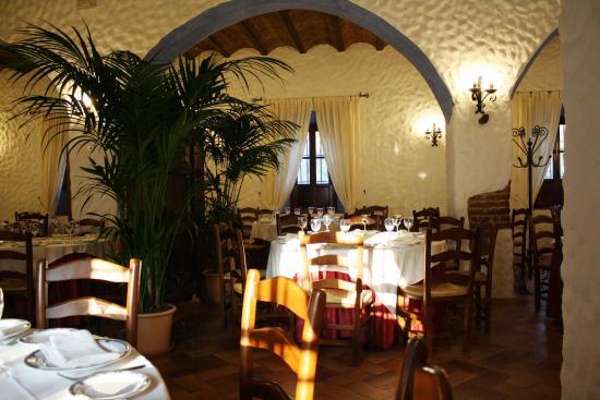 Casarabonela, Espanha: Restaurante