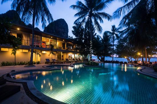 hotels in railay beach - photo #28