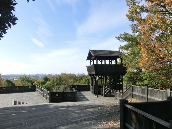 Iroganeyama Historical Park