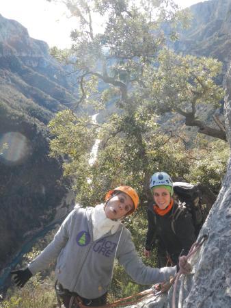 Bureau des Guides de Canyon : Aventurières perdues
