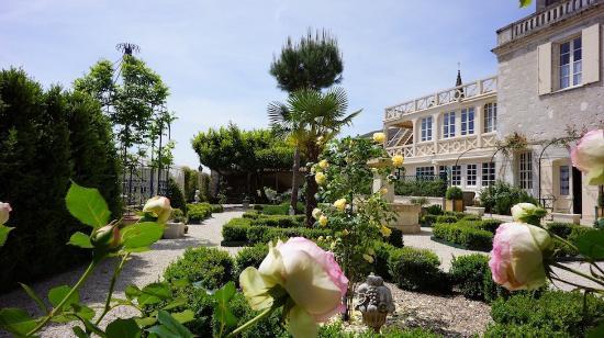 Port Sainte Foy et Ponchapt, Frankreich: The Garden