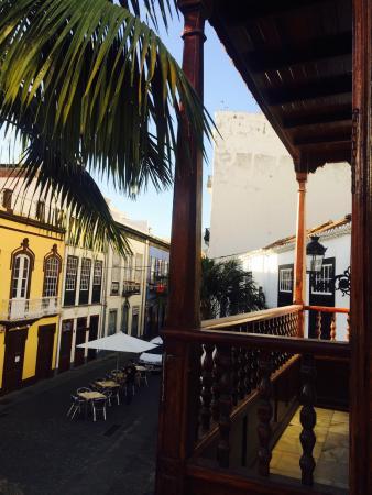 Apartamentos La Fuente: Room 11 street view