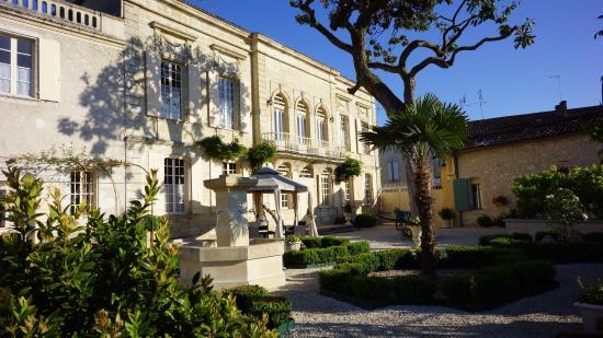 Port Sainte Foy et Ponchapt, Frankreich: The Mansion