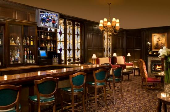 The Roosevelt Hotel: Madison Club Lounge