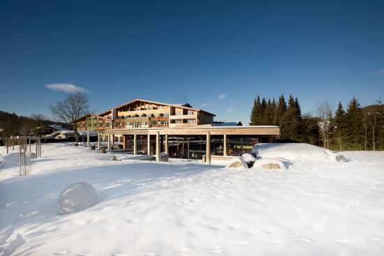 Gesundheitsresort & Spa Allgäuer Rosenalp: Die Rosenalp im Winter
