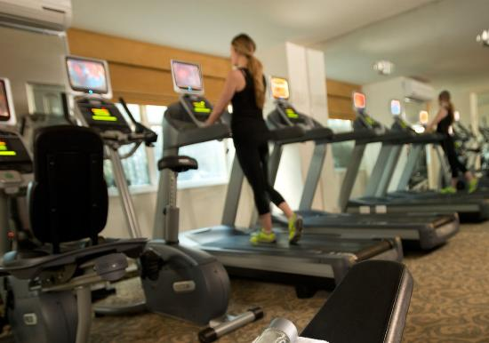 The Kimberly Hotel: Fitness Center