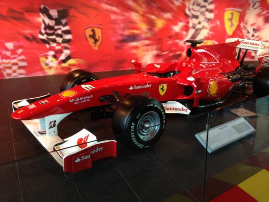 ferrari world picture of ferrari world abu dhabi abu dhabi tripadvisor. Black Bedroom Furniture Sets. Home Design Ideas