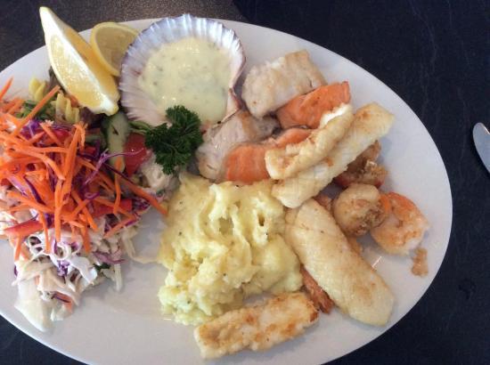 Bellerive, ออสเตรเลีย: taste plate