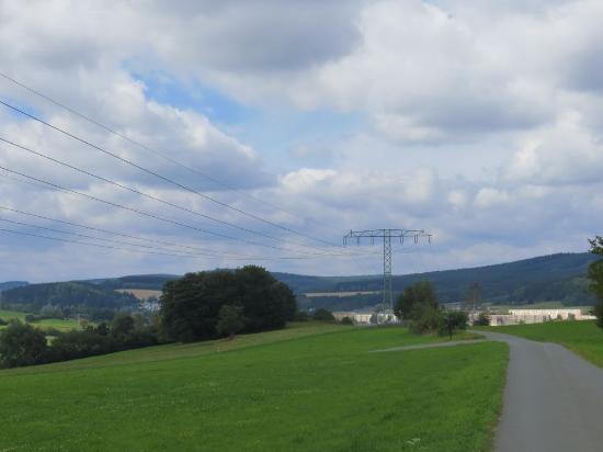 Ehrenfriedersdorf, Germany: Planetenwanderweg