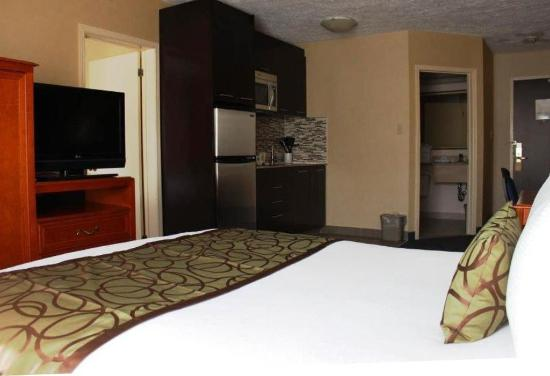 Barrie, Canada: Suite Guest Room