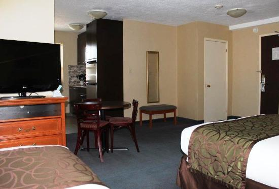 Barrie, Canada: Suite