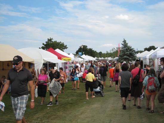 باري, كندا: Kempenfest