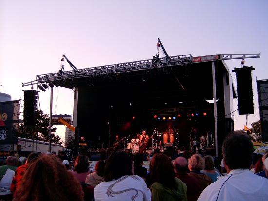باري, كندا: Kempenfest Concert