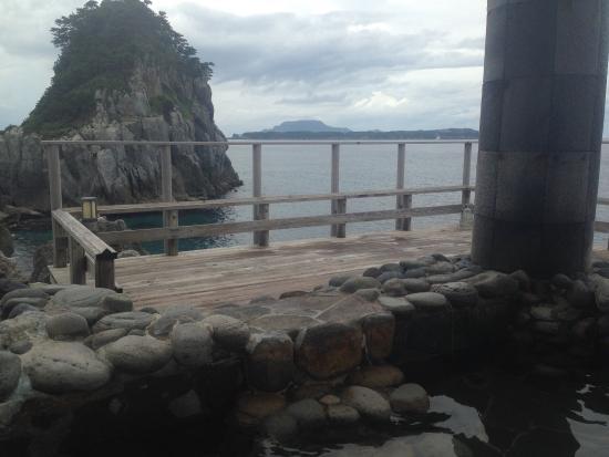 Yunohama Roten Onsen: photo1.jpg