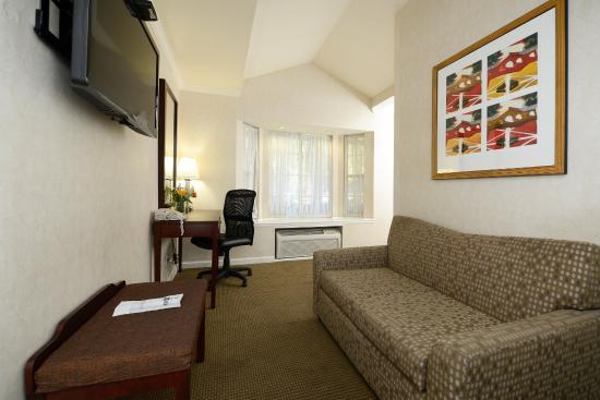 Menlo Park, Kalifornien: King Suite