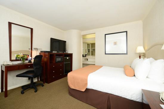 Menlo Park, Californien: King Suite