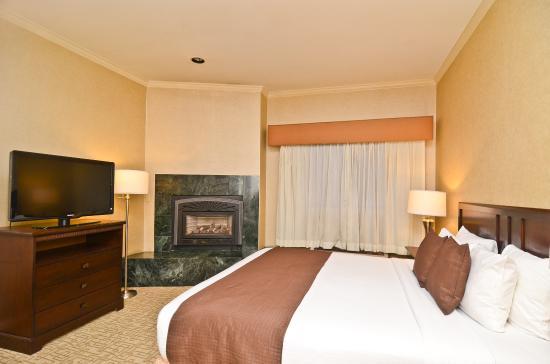 Best Western Plus All Suites Inn: Queen Guest Room
