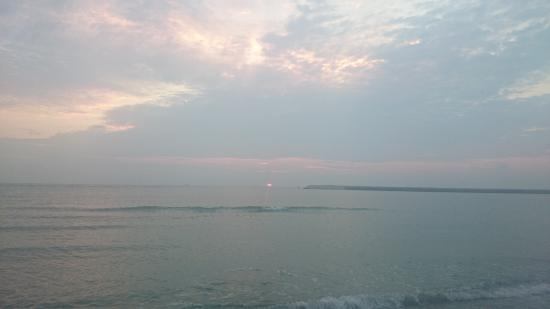 Constanta Beach: sunrise morning!