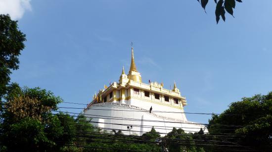 الجبل الذهبي (وات ساكيت)