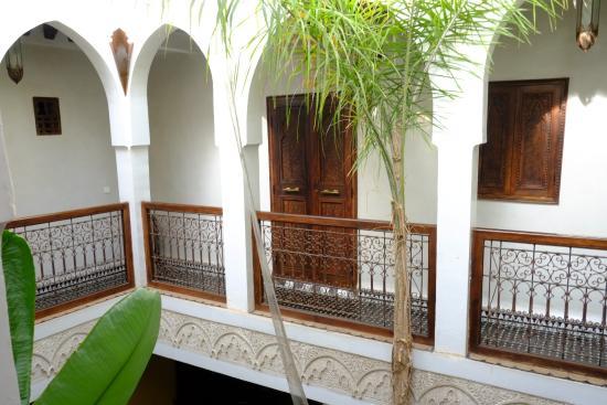 Riad Aguaviva: First floor