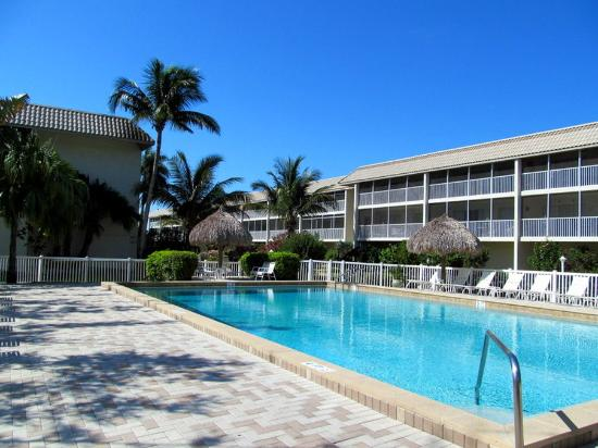 Sanibel Island Luxury Resort: Sanibel Siesta On The Beach (Isla De Sanibel, Florida