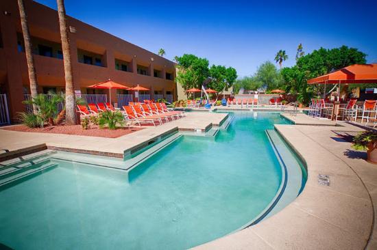 3 Palms Hotel: Pool