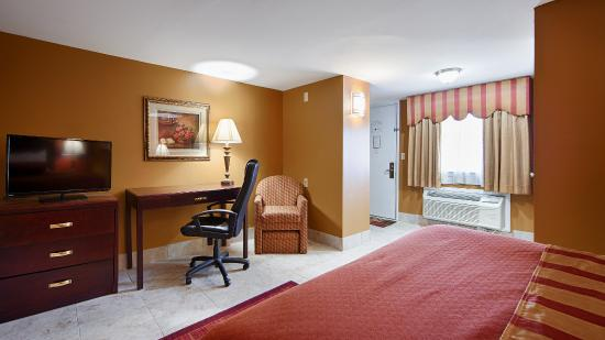 Weedsport, Nova York: Queen Guest Room