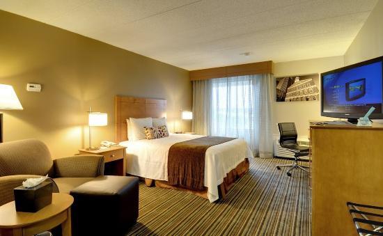 BEST WESTERN TLC Hotel: Queen Deluxe Guest Room