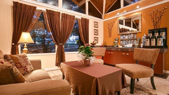 Grass Valley, Kalifornia: Lobby