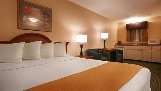 Grass Valley, CA: Queen Guest Room