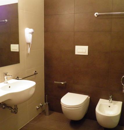 Hotel Trento : Bagno