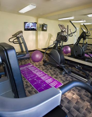 Best Western Plus Royal Oak Hotel: Fitness Room