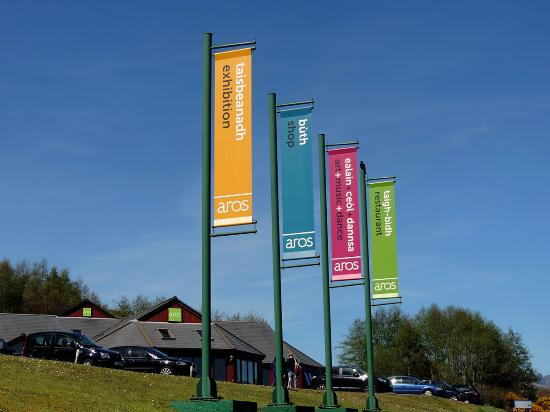 Aros flags