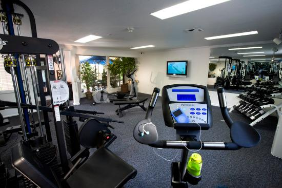 Best Western Plus Humboldt Bay Inn: Fitness Center