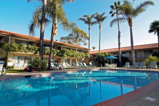 BEST WESTERN PLUS Pepper Tree Inn: Outdoor Pool